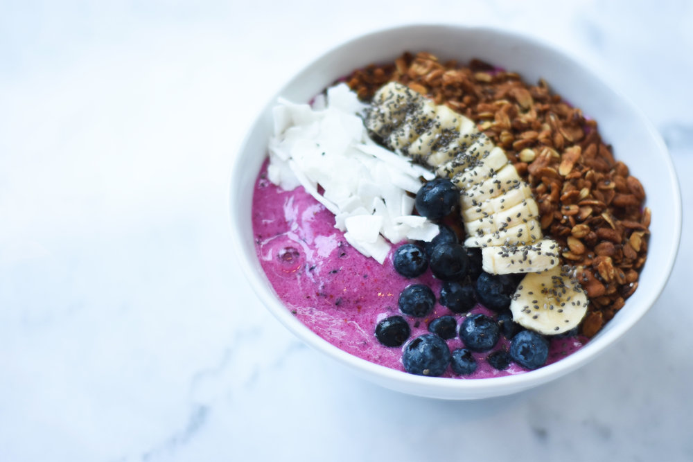 Maca Berry Bowl