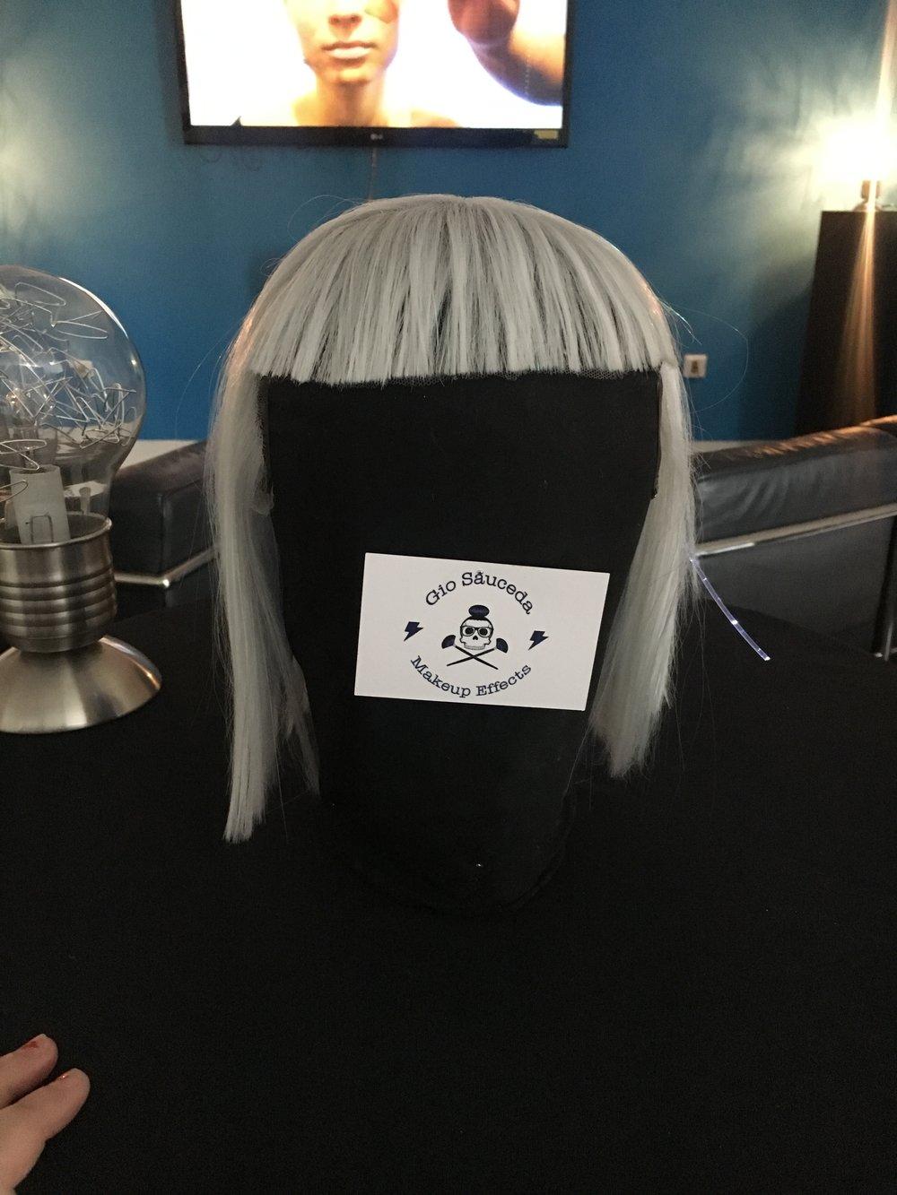 Sci- Fi Wig (2017)