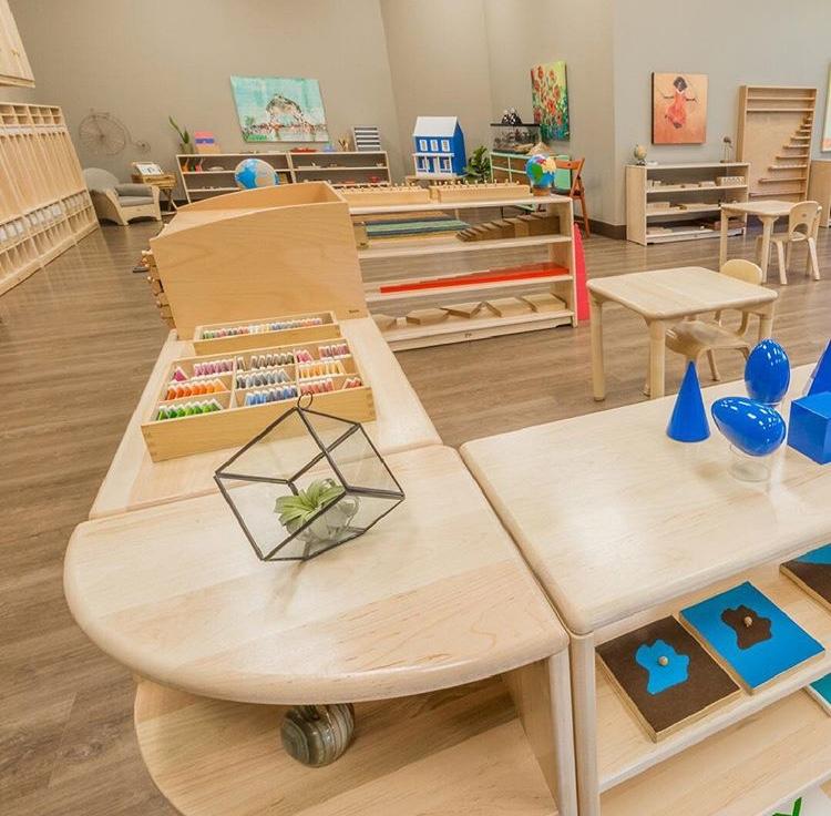 📸 by  @Montessorium : An amazing resource for everything Montessori