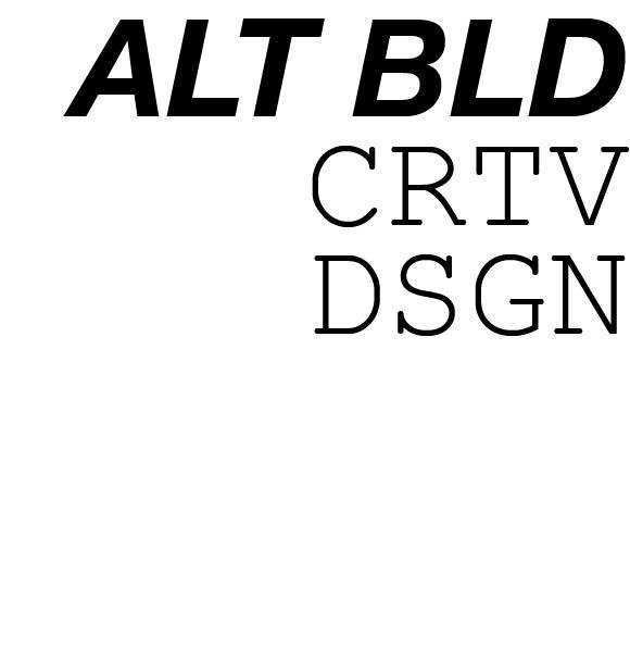 DSGN — ALTBLD