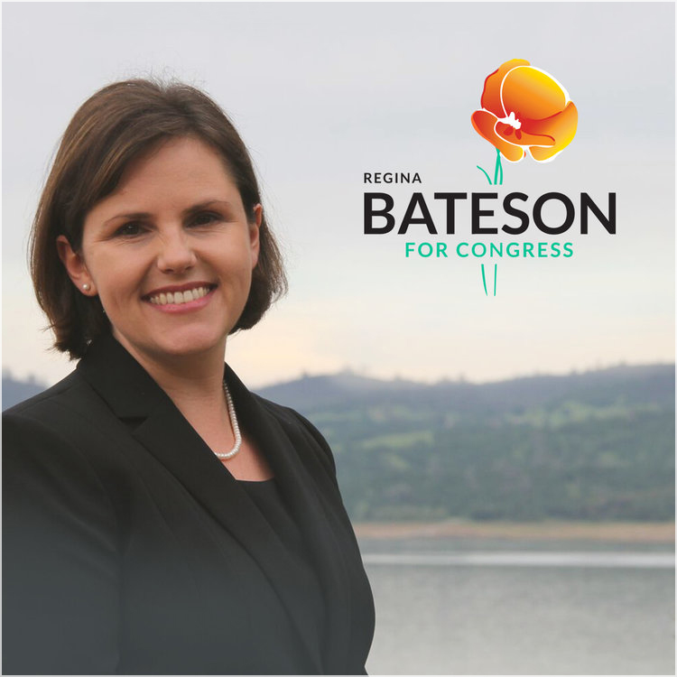 REGINA BATESON   U.S. Congress 2018  California's 4th District