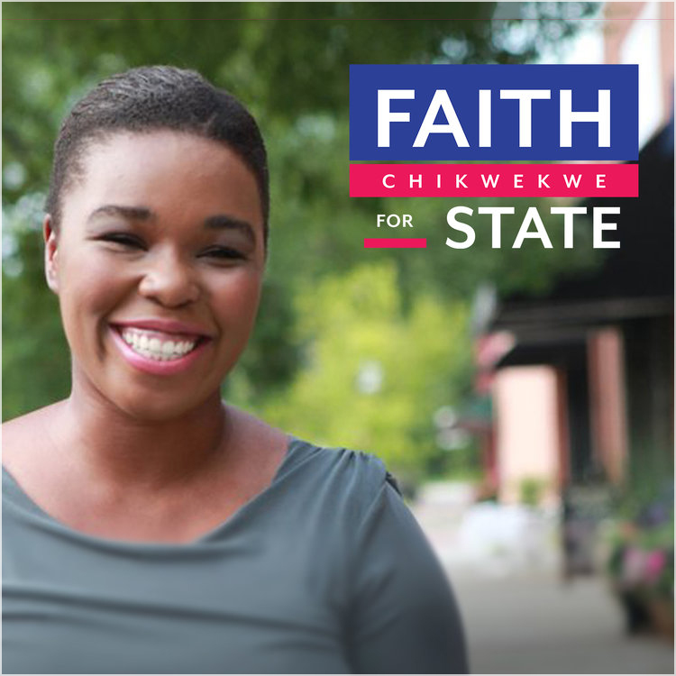 FAITH CHIKWEKE  GA State Representative 2018  District 106