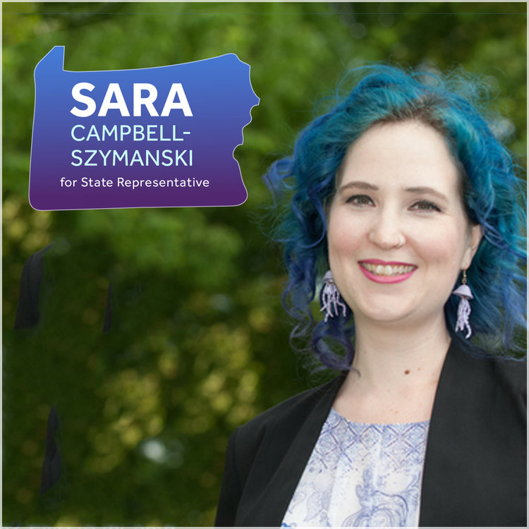SARA   CAMPBELL-SZYMANSKI  PA State Representative 2018  District 150