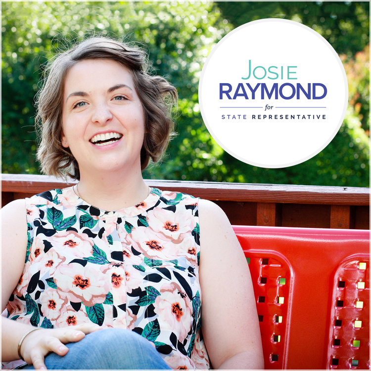 JOSIE RAYMOND   KY State Representative 2018  District 31