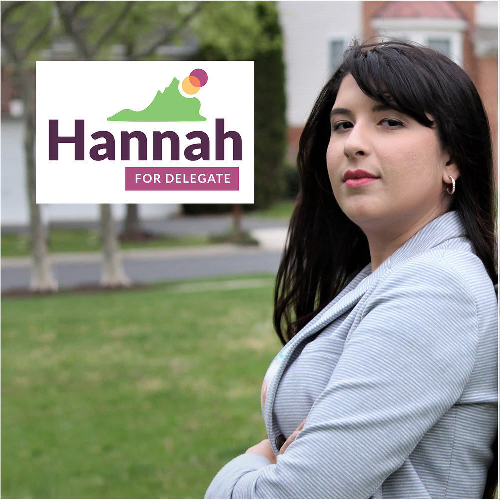 HANNAH RISHEQ  Virginia State Delegate  District 67