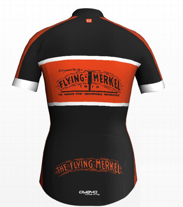 Flying Merkel Inc. — Flying Merkel Women s Cycling Jersey 9b514e88a