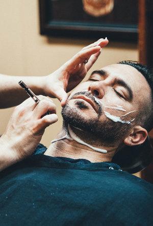 Barbershop — The QG 526dfae154592