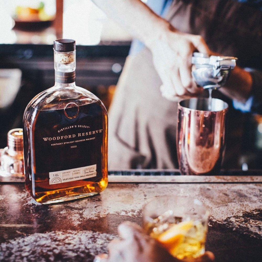 Woodford Reserve at the QG
