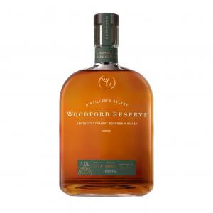Woodford Reserve Kentucky Straight Bourbon at the QG