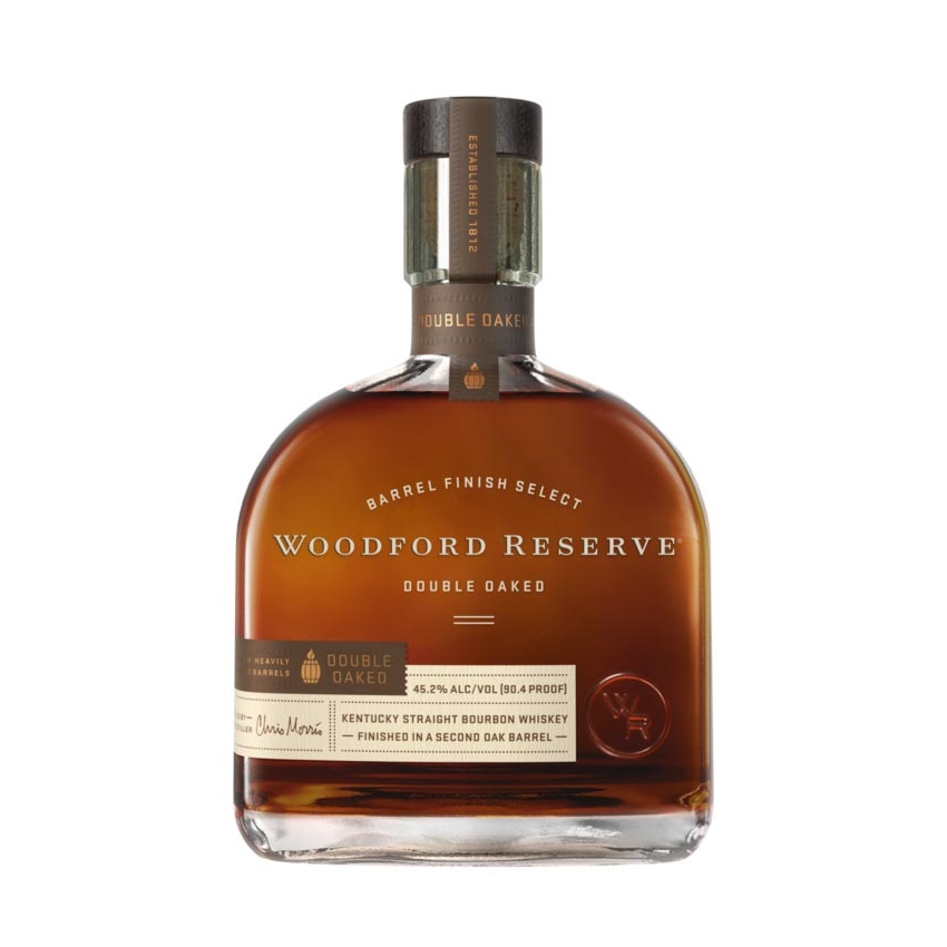 Woodford Reserve Double Oaked at the QG