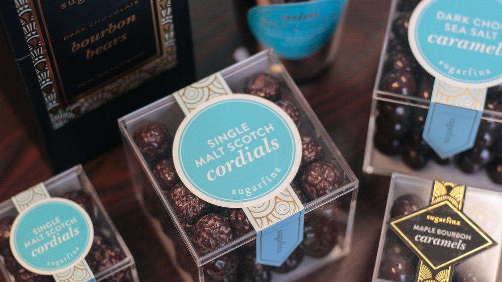 sugarfina at the QG