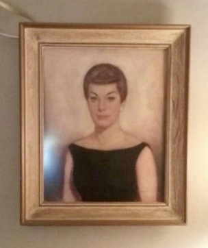 Portrait of my mom, Joan Quinn Martin 1933-98