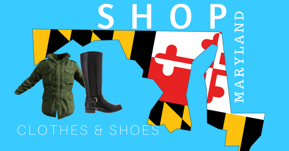 Save 6% sales tax through Saturday during Maryland's tax free shopping