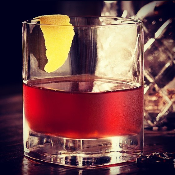 It's #fattuesday everyone. Indulge in a classic #sazerac and feel like your celebrating #mardigras down in the #frenchquarter