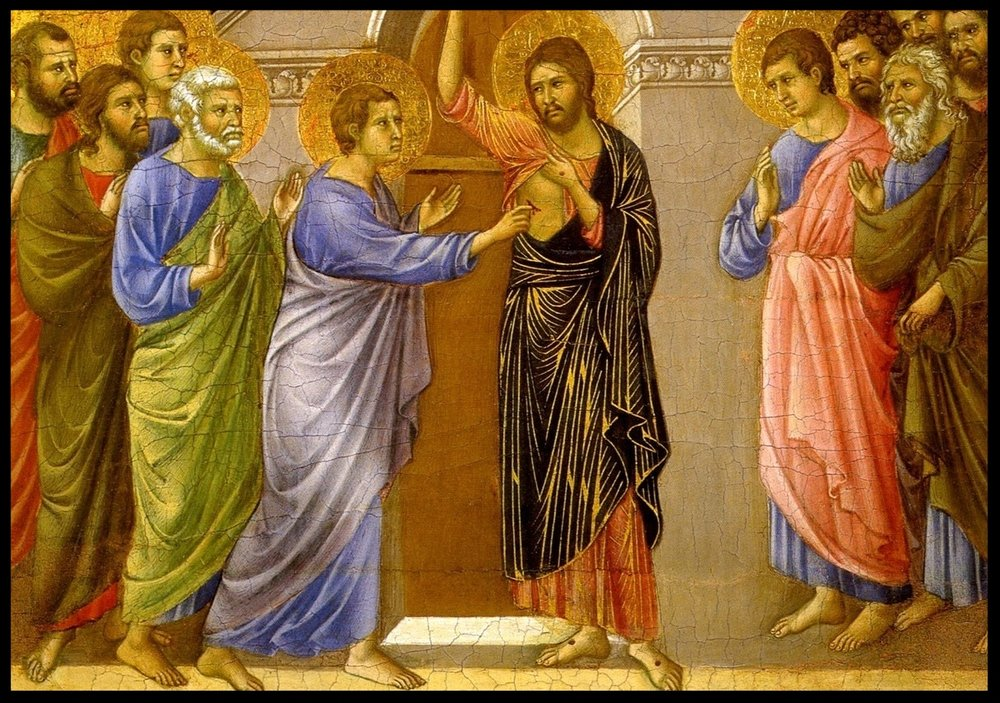 Duccio di Buoninsegna - late 13th & early 14th cent.