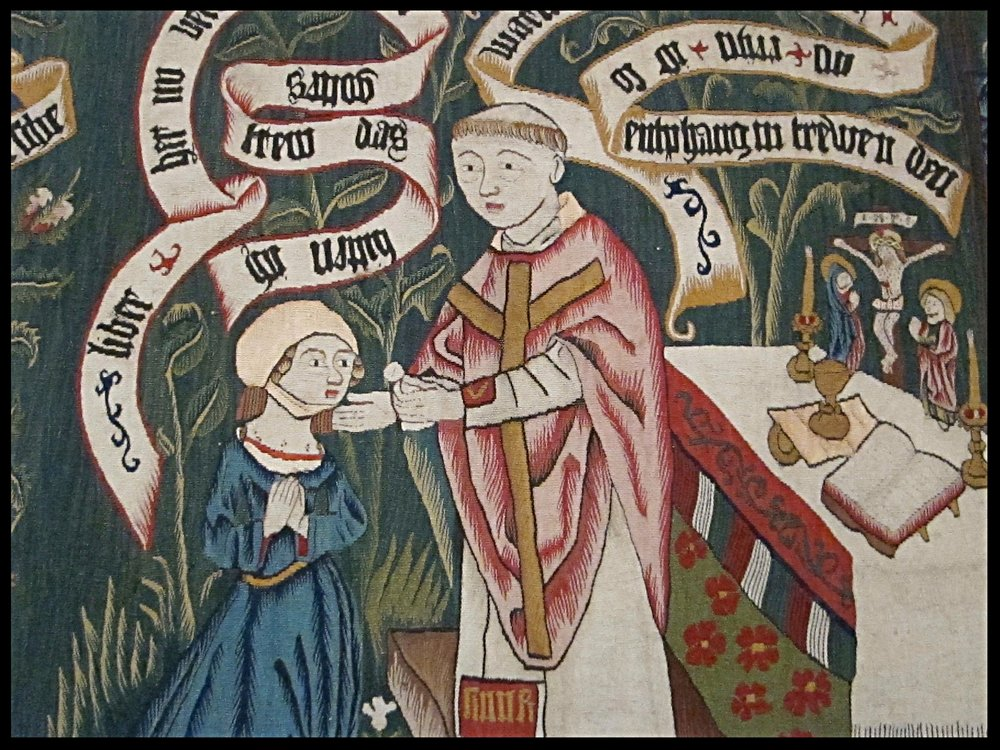 From the Medieval Collection of the Victoria and Albert Museum - London