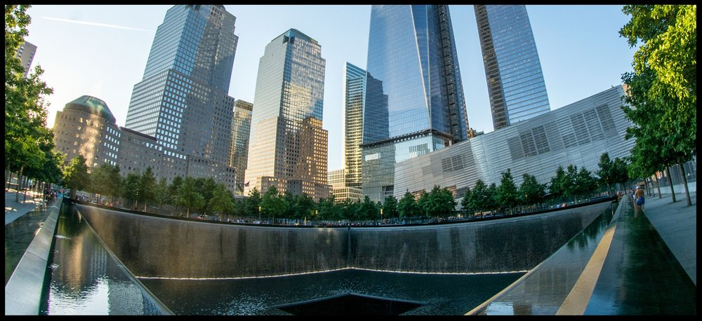 Ground Zero Memorial - New York City