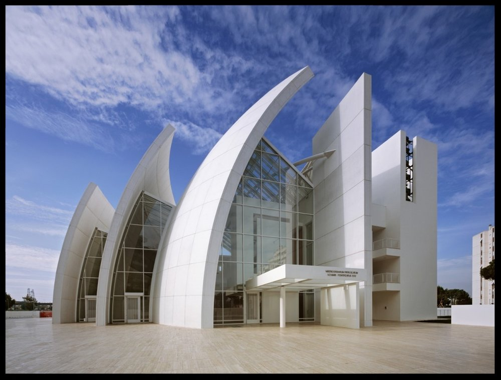 Jubilee Church by Richard Meier