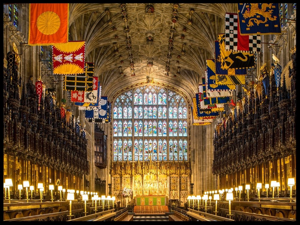 St. George's Chapel - Windsor