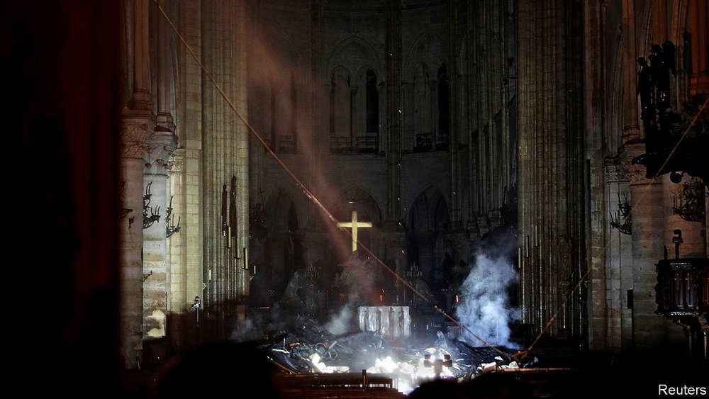 Notre Dame fire and cross.jpg