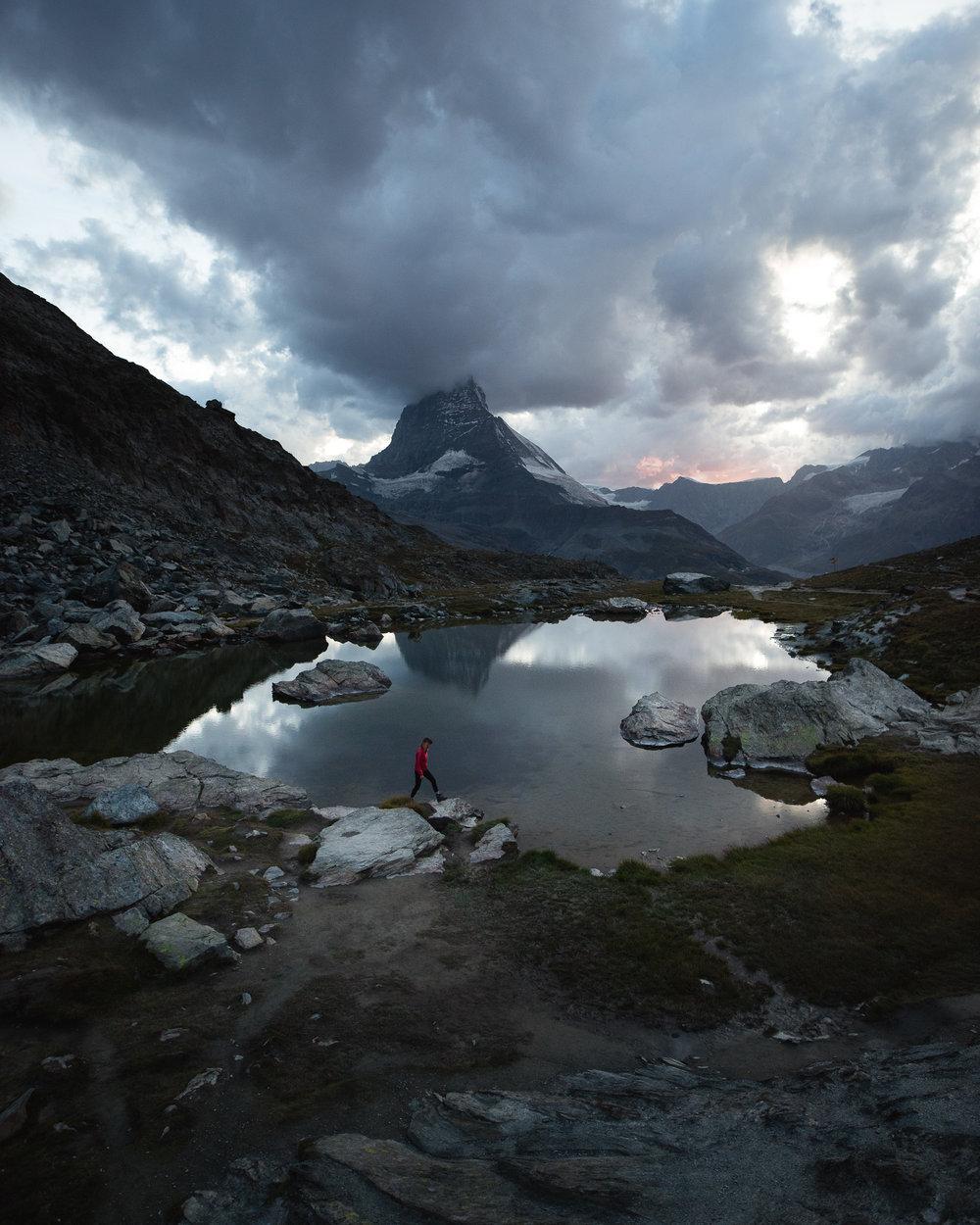 Valais/Wallis Promotion: Into the mountains