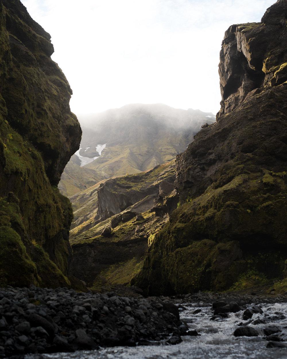 highlands canyon