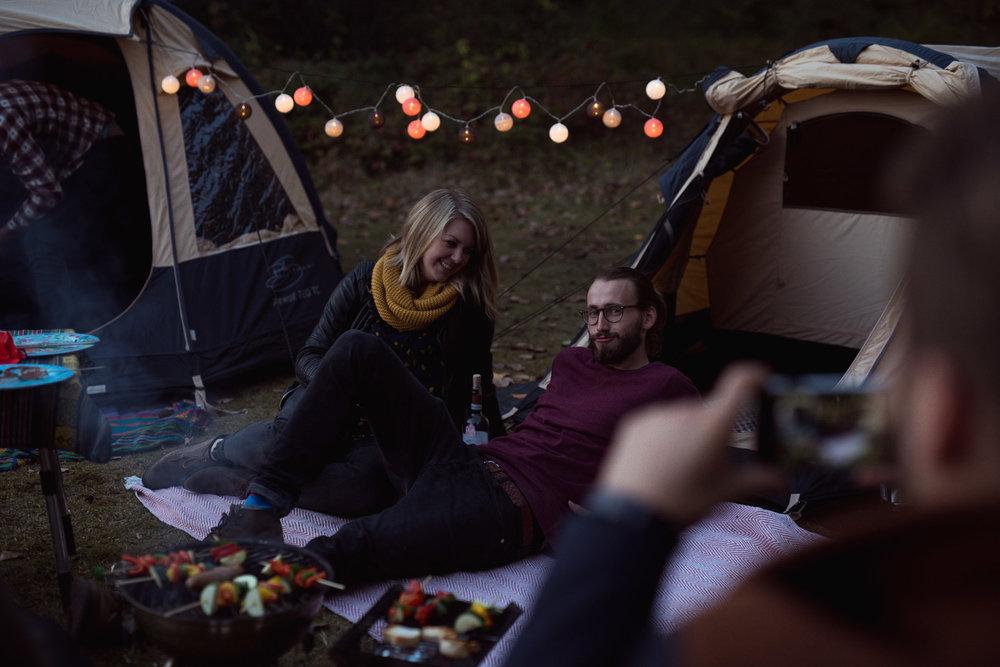 GEARDROPPER: Camping adventures
