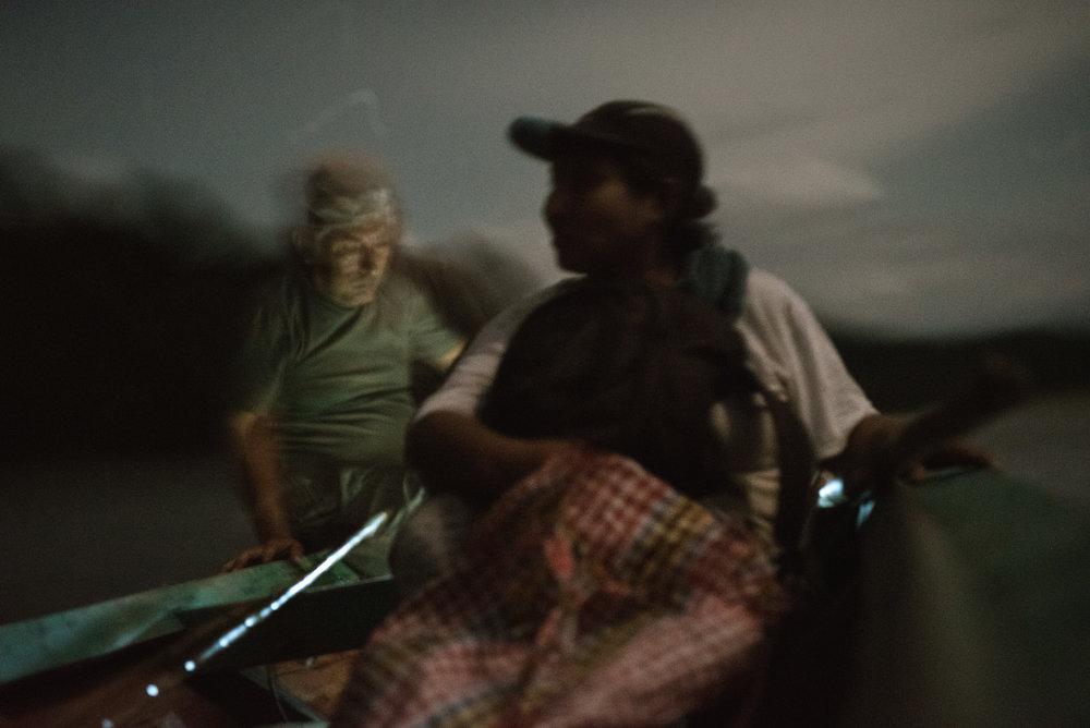 boat in the dark 2