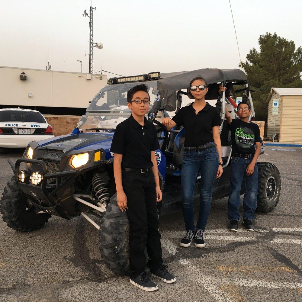 El Paso County Explorers HCPD