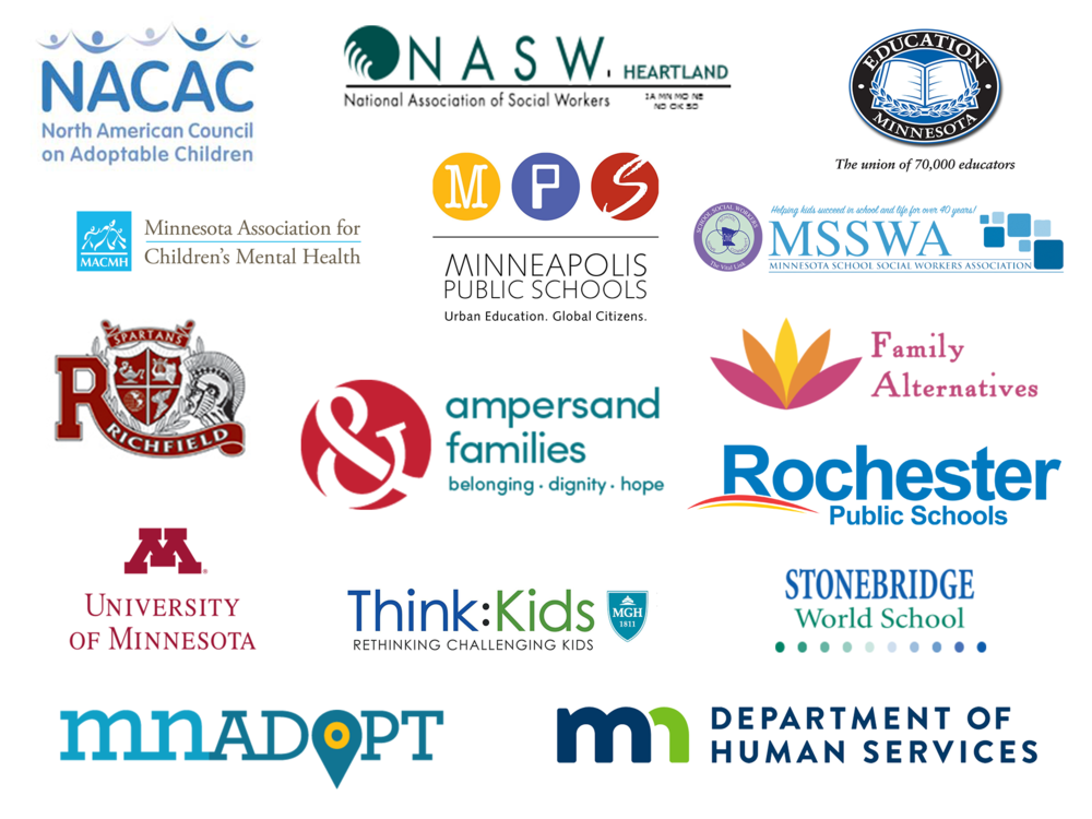A selection of our clients and presenting partners 2015-present.