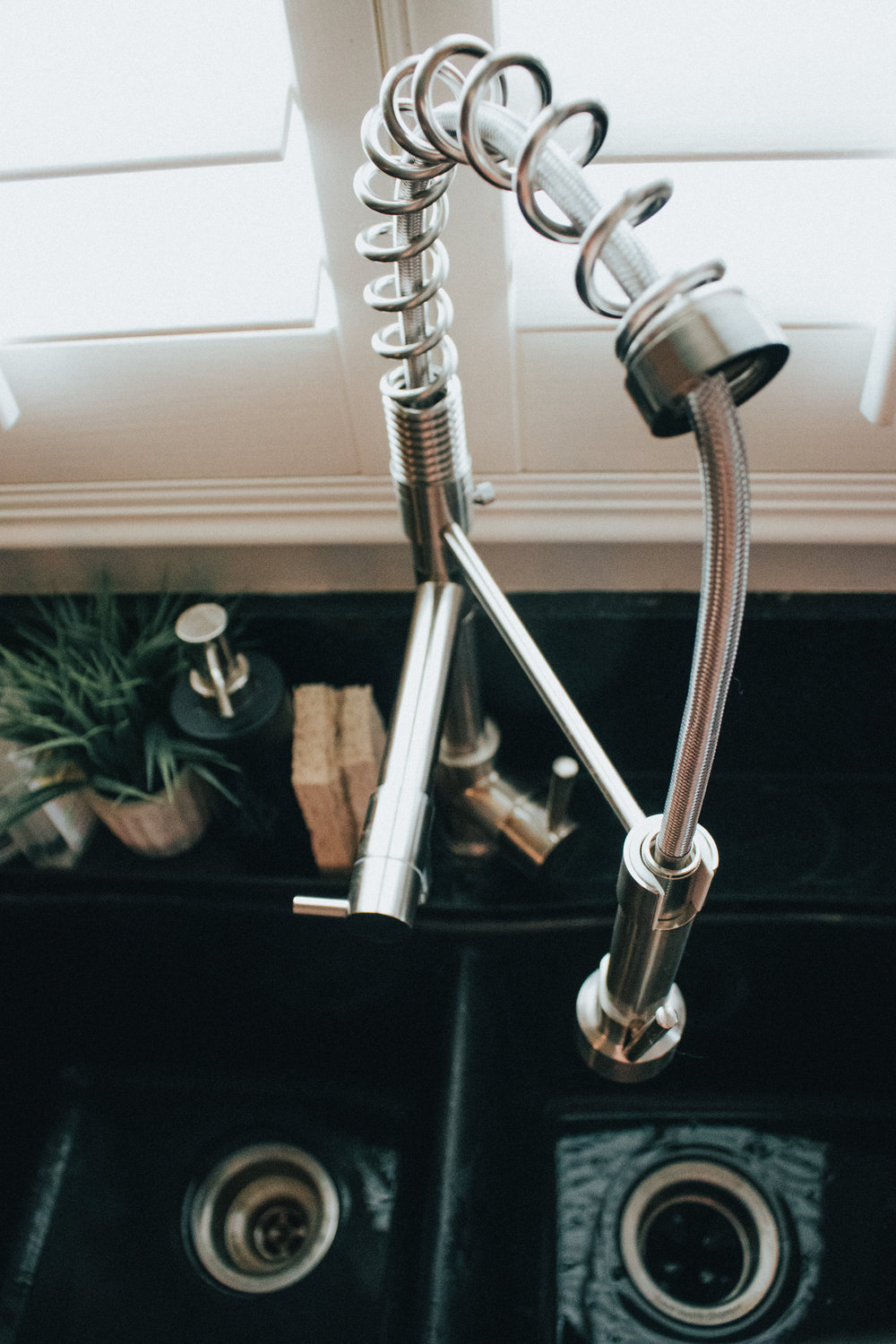 A New Faucet + A New Month! — Daryn Mae Blog