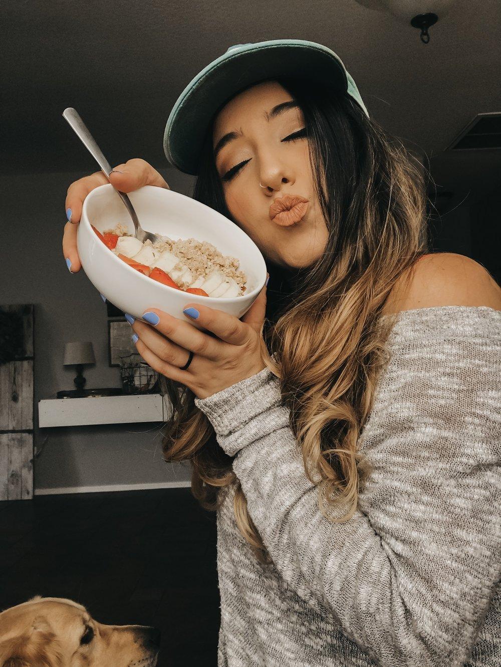 Daryn Mae Blog Snack Time