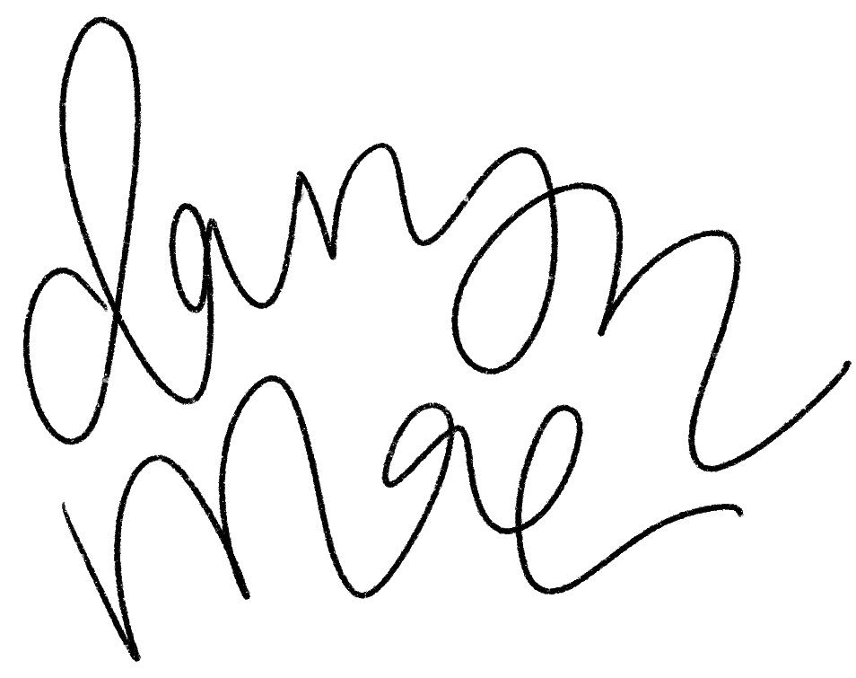daryn mae blog logo