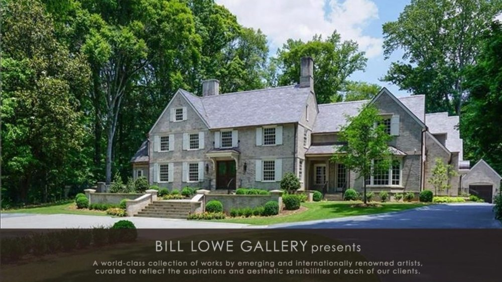 Bill Lowe Gallery Concierge Curatorial Service