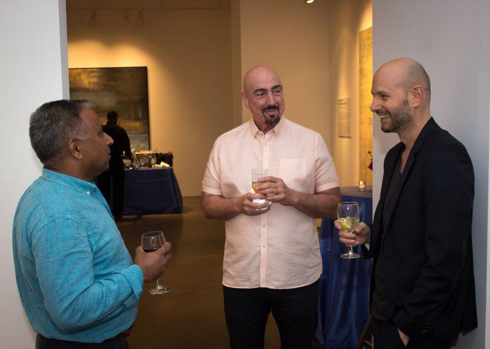 Bill Lowe Gallery Reiner Heidorn Opening 10.jpg