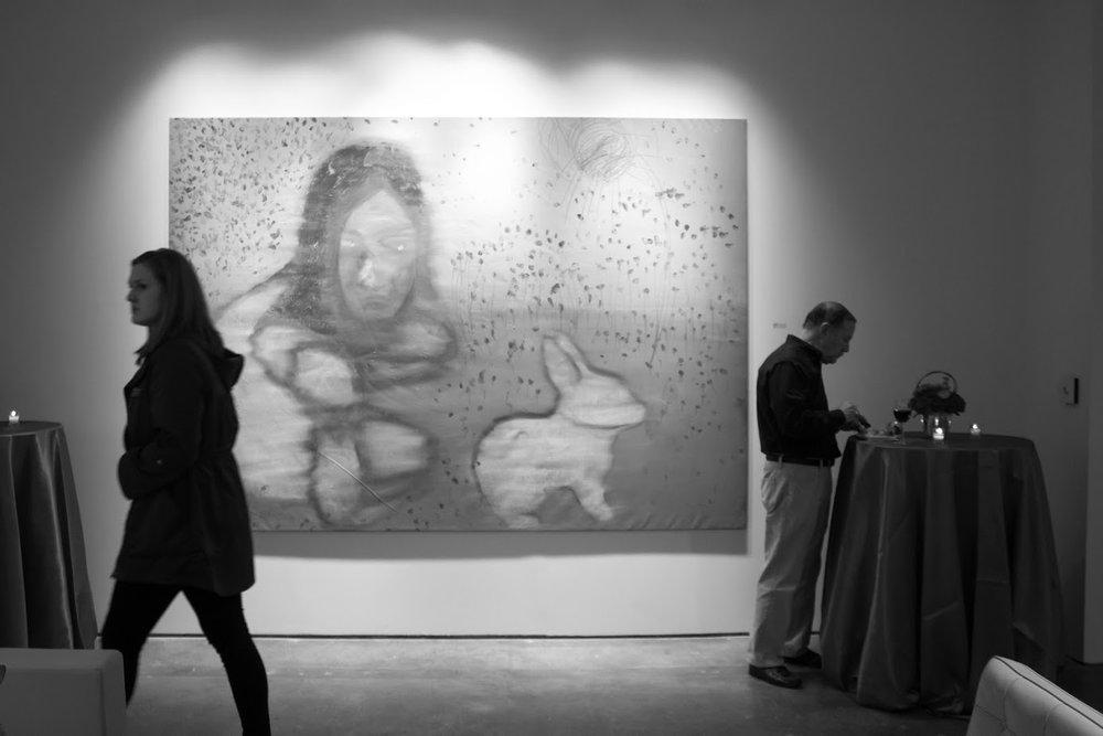 Bill Lowe Gallery Reiner Heidorn Opening 14.jpg