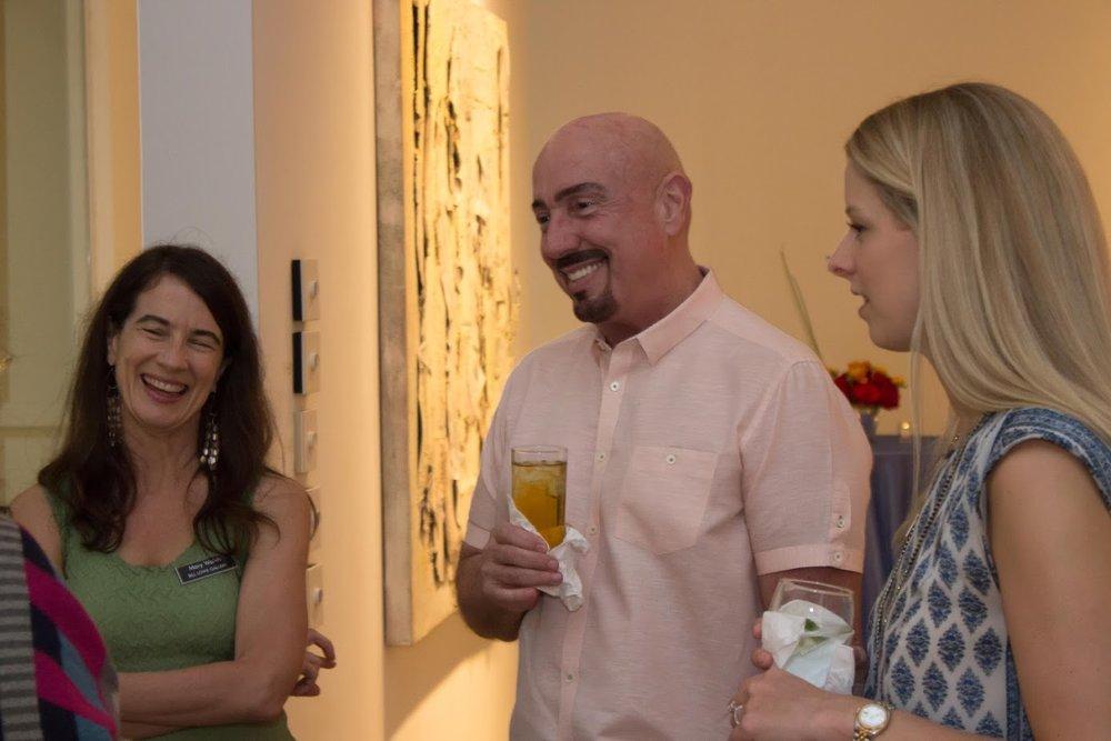 Bill Lowe Gallery Reiner Heidorn Opening 17.jpg