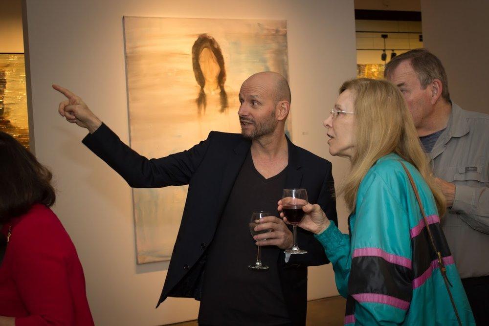 Bill Lowe Gallery Reiner Heidorn Opening 19.jpg