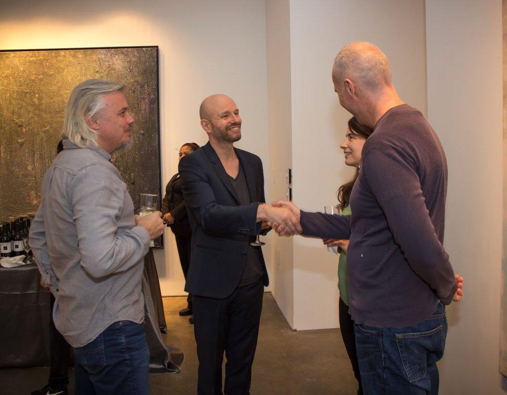 Bill Lowe Gallery Reiner Heidorn Opening 22.jpg
