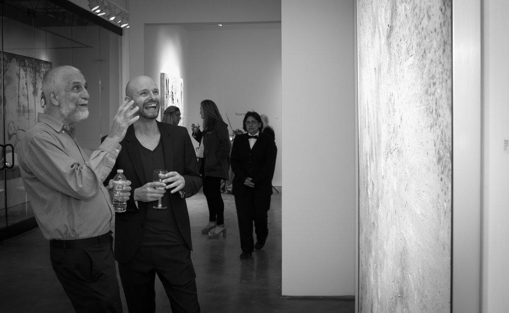 Bill Lowe Gallery Reiner Heidorn Opening 23.jpg