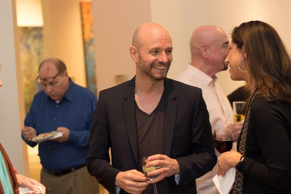 Bill Lowe Gallery Reiner Heidorn Opening 28.jpg