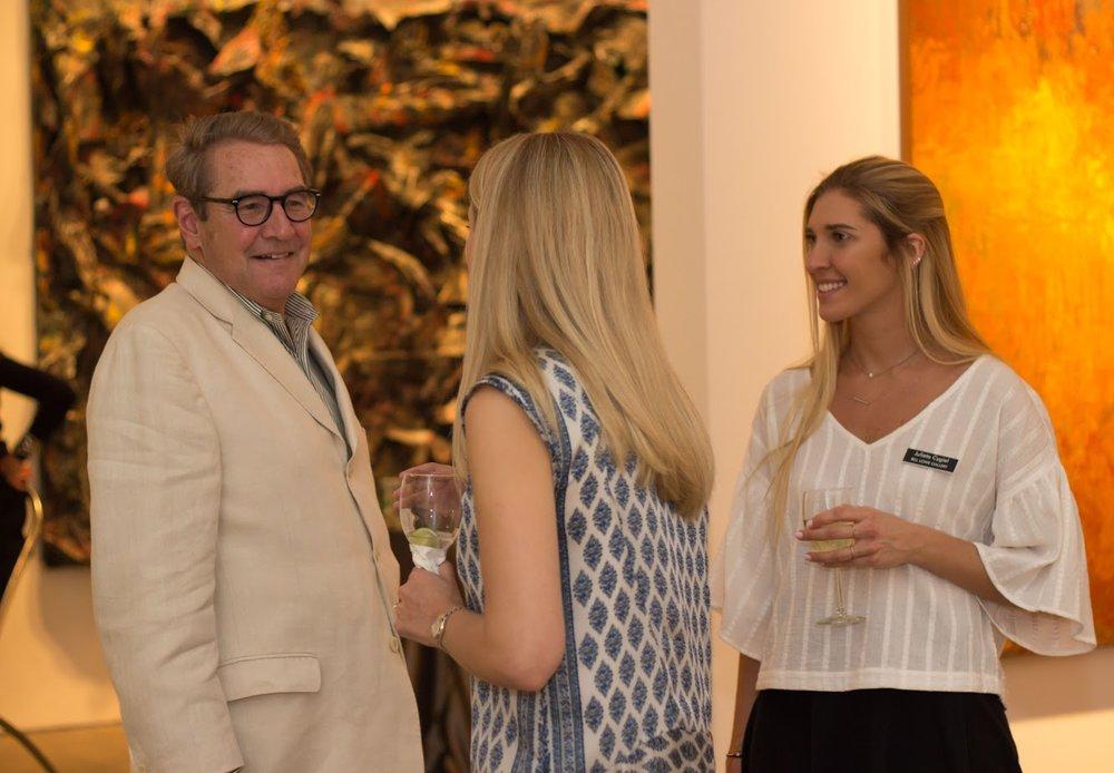 Bill Lowe Gallery Reiner Heidorn Opening 33.jpg