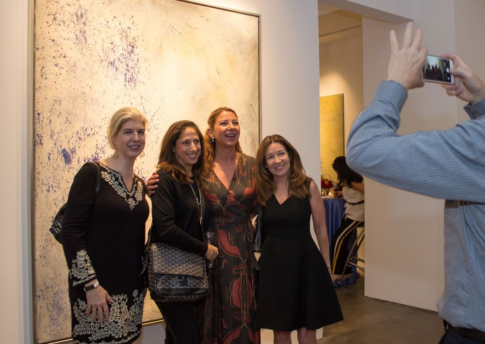 Bill Lowe Gallery Reiner Heidorn Opening 38.jpg