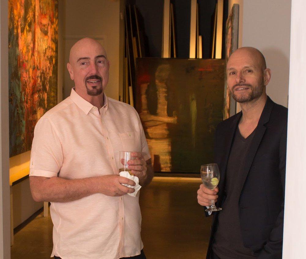 Bill Lowe Gallery Reiner Heidorn Opening 39.jpg