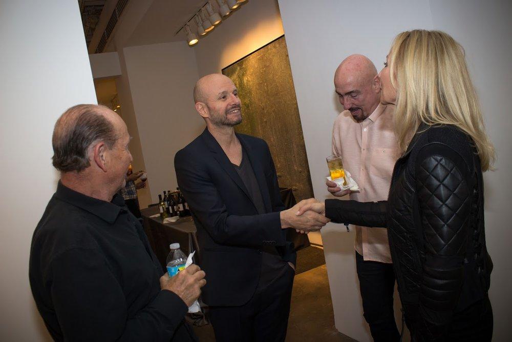 Bill Lowe Gallery Reiner Heidorn Opening 42.jpg