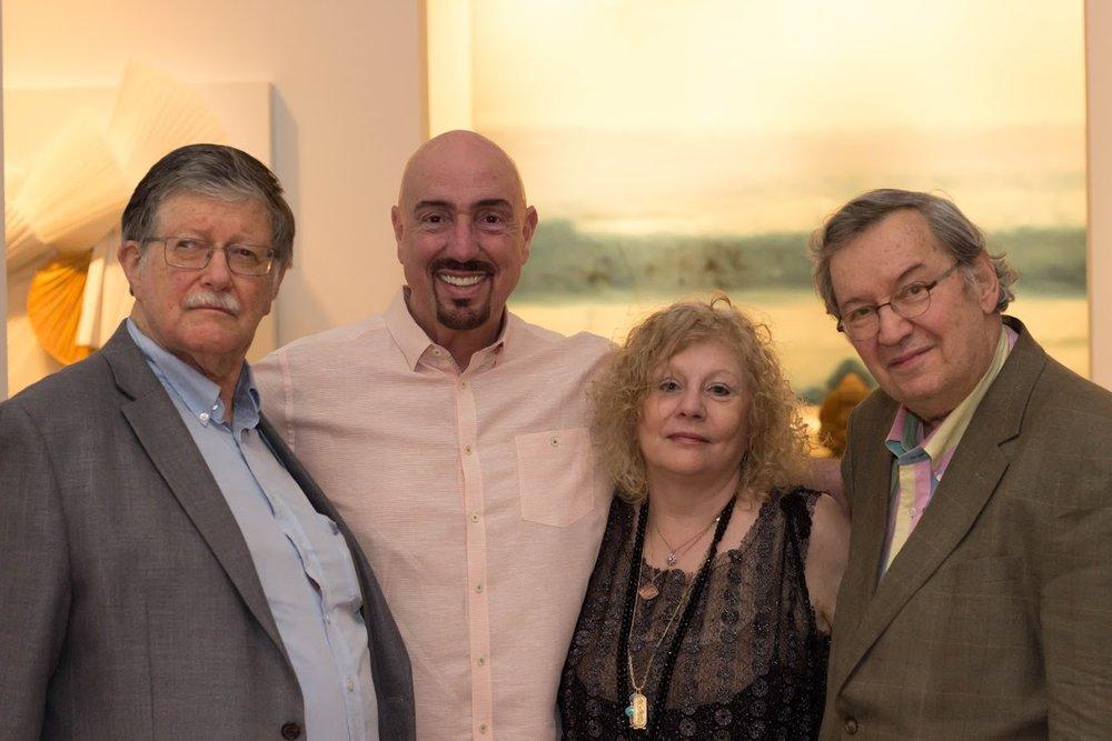Bill Lowe Gallery Reiner Heidorn Opening 53.jpg