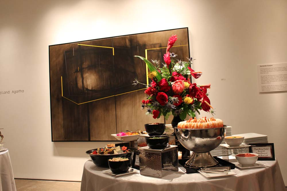 Bill Lowe Gallery Fernando Gaspar & Maggie Hasbrouck Opening Reception 2.jpg