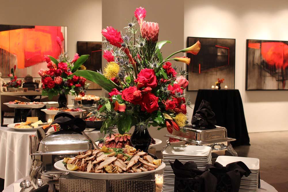 Bill Lowe Gallery Fernando Gaspar & Maggie Hasbrouck Opening Reception 6.jpg