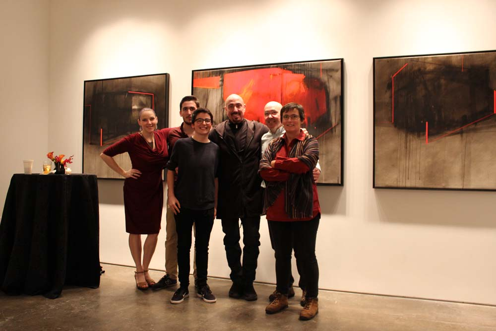 Bill Lowe Gallery Fernando Gaspar & Maggie Hasbrouck Opening Reception 9.jpg