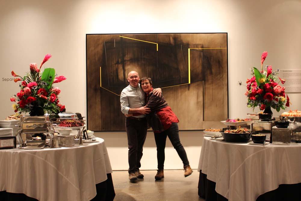 Bill Lowe Gallery Fernando Gaspar & Maggie Hasbrouck Opening Reception 11.jpg